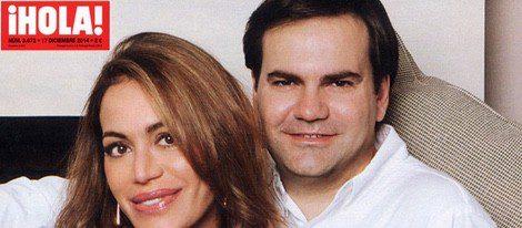 Gema Ruiz y Juan Díaz anuncian que esperan un hijo