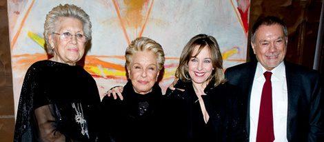 Pilar Bardem, Lola Herrera y Natalia Dicenta