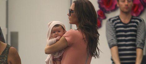 El 'baby boom': Penélope Cruz, Victoria Beckham, Carla Bruni y Mariah Carey, las madres de 2011