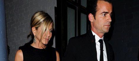 Jennifer Aniston y Justin Theroux esperan casarse en el 2012