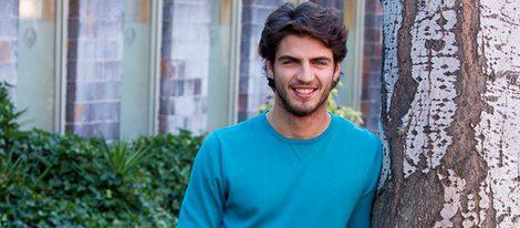 Maxi Iglesias en la presentación de 'Toledo'