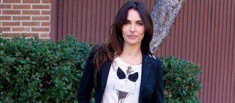 Patricia Vico en la presentación de 'Toledo'