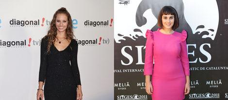 Blanca Suárez, María León, Michelle Jenner y Alba García, nominadas a 'Mejor Actriz Revelación' en los Goya 2012