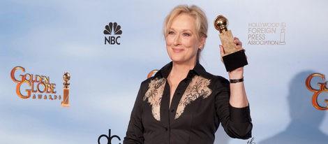 Meryl Streep, Mejor Actriz de Drama por 'La dama de hierro'