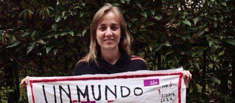 Tania Sánchez se manifiesta en el Día Internacional contra la Violencia de Género