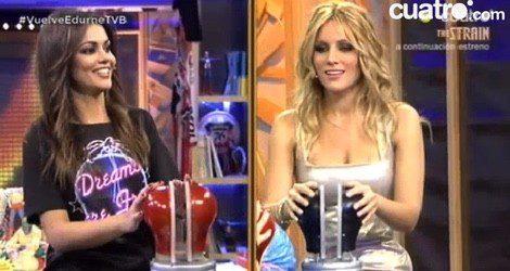Lara Álvarez vs. Edurne / Cuatro.com