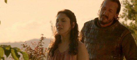Emilia Clarke y Peter Dinklage protagonizan algunas de las escenas ...