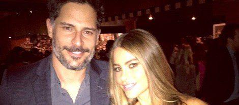 Joe Manganiello y Sofia Vergara en la fiesta pre-Oscar 'The Night Before' | Instagram Sofia Vergara