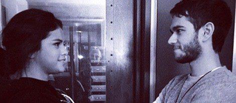 Selena Gomez y el dj ruso Zedd Foto: Instagram