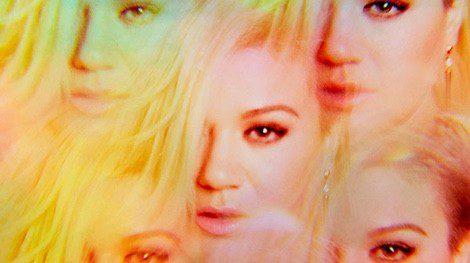 Portada del último álbum de Kelly Clarkson