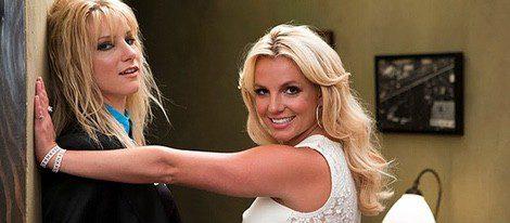 Heather Morris y Britney Spears en el capítulo 'Britney/Brittany' Foto:FOX