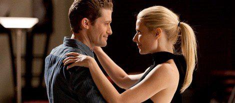 Matthew Morrison baila con Gwyneth Paltrow en el capítulo de Glee 'The Substitute' Foto: FOX