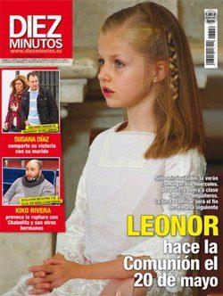 La Princesa Leonor en Diez Minutos