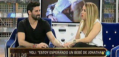 Jonathan y Yoli, 'GH 15', confirman que están esperando un bebé en el 'Deluxe' | telecinco.es