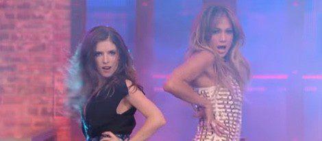 Anna Kendrick y Jennifer Lopez se enfrentan en 'Lip Sync Battle'   Youtube