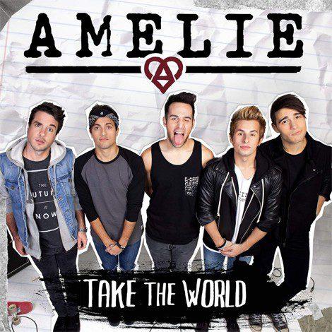 Amelie, la nueva banda pop-rock española, presenta 'I Don't Wanna Take It Slow'