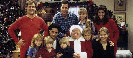 El elenco original de la serie de televisión 'Padres Forzosos'
