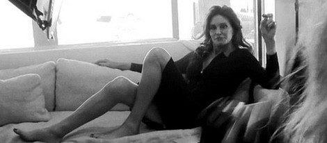 Caitlyn Jenner durante su entrevista para Vanity Fair