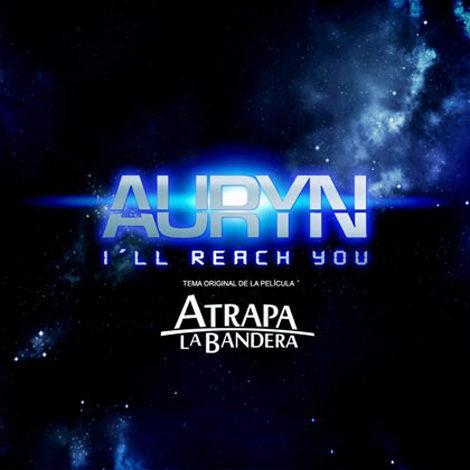 Auryn estrena el videoclip de 'I'll reach you', su aportación a la BSO de 'Atrapa la bandera'