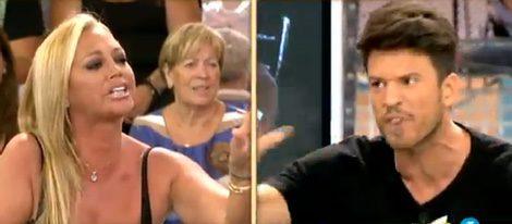 Belen Esteban y Fede discuten en 'Sálvame Deluxe' | telecinco.es