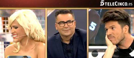 Ylenia y Fede protagonizan un cara a cara en el 'Deluxe' | telecinco.es