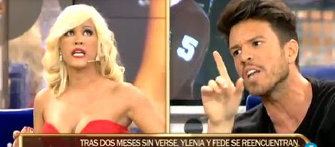 Ylenia y Fede se reencuentran después de dos meses sin verse | telecinco.es