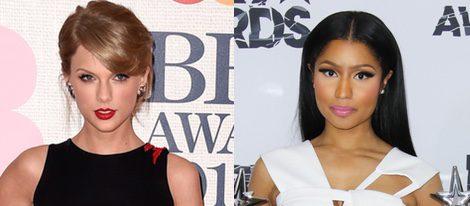 Taylor Swit y la rapera Nicki Minaj