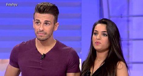 Cristian y Anabel en 'Mujeres y hombres y viceversa' / Telecinco.es