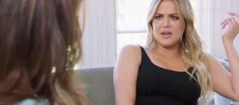 Khloe Kardashian advierte a Caitlyn de que no hable más de su madre
