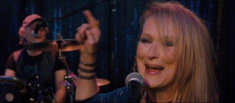 Meryl Streep interpreta a la rockera Ricki Randazzo en la película 'Ricki'