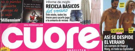 Mary Ruiz Pillada En Topless Durante La Recta Final De Sus