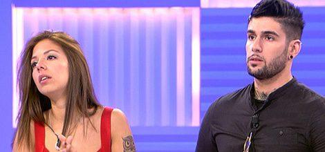 Anais y Avatar en 'Mujeres y hombres y viceversa' / Telecinco.es