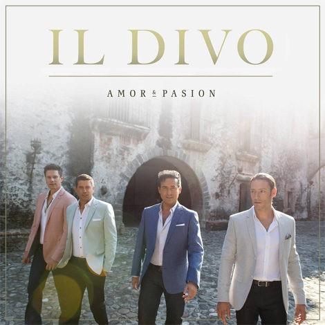 Il Divo anuncia nuevo disco íntegramente en español: 'Amor y pasión'
