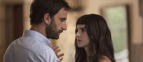 Dani Rovira y Clara Lago en 'Ocho apellidos catalanes'
