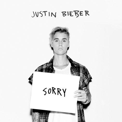 Justin Bieber lanza 'Sorry', nuevo single desde su próximo álbum 'Purpose'