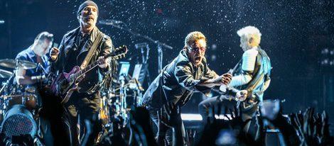 U2 en uno de sus últimos conciertos   Foto: Gtresonline