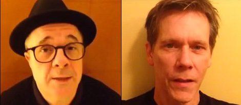 Nathan Lane y Kevin Bacon, también unidos al mensaje de Obama