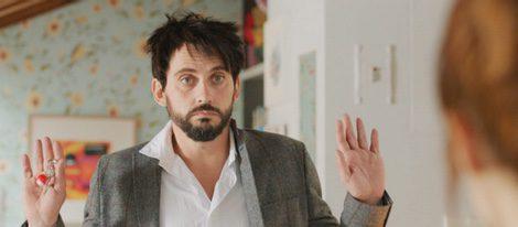 Paco Léon en 'Embarazados'