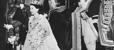 Coronación de la Reina Isabel II del Reino Unido