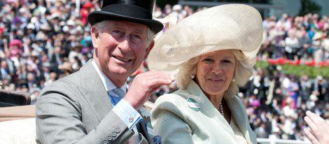 Carlos de Gales y Camilla de Cornualles