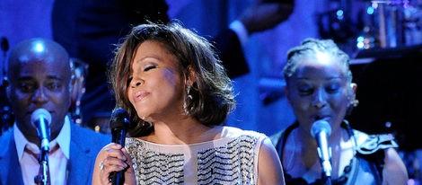 Sale a subasta el vestuario que lució Whitney Houston en la película 'El Guardaespaldas'