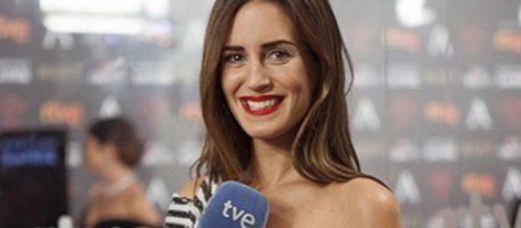 Gala González comentando los estilismos de los Premios Goya | Foto: Instagram