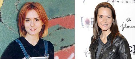 El antes y después de Eva Santolaria
