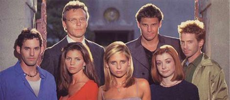 Reparto de 'Buffy, Cazavampiros'