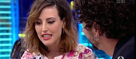 Natalia de Molina confiesa también su filia particular en 'El Hormiguero' | Antena3.com