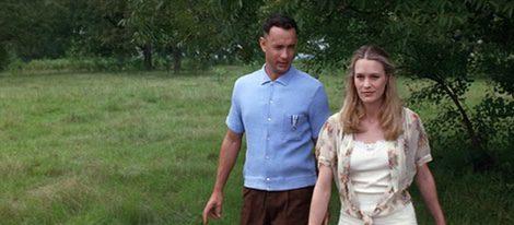 Tom Hanks y Robin Wright en 'Forrest Gump' (1994)
