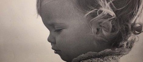 Tierna imagen de Kate Hudson cuando era un bebé /Imagen: Instagram