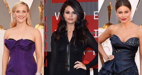 Sofía Vergara, Selena Gomez y Reese Witherspoon algunas de las candidatas