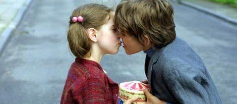 Sophie y Julien de niños en 'Quiéreme si te atreves'