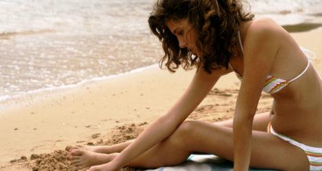 Nerea Camacho en un fotograma de la película 'Héroes'